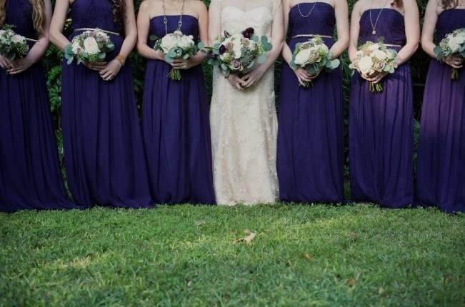 Nature + Vintage Inspired Louisiana Wedding {Heirloom Collective} 12