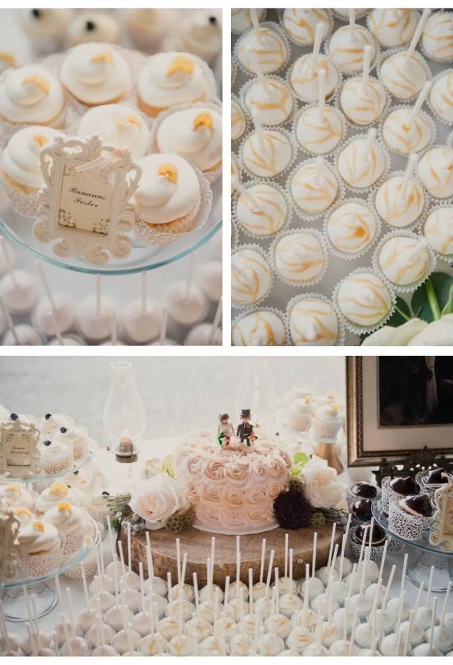 Nature + Vintage Inspired Louisiana Wedding {Heirloom Collective} 21