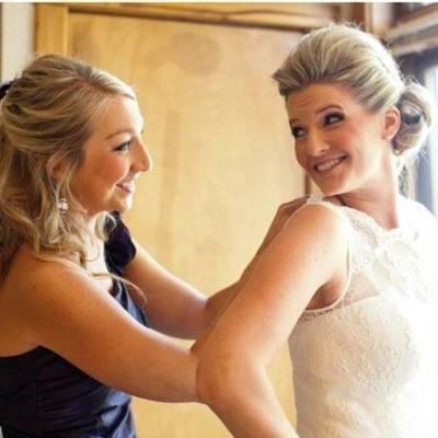 Rustic Minnesota Lakeside Wedding {Erin Johnson Photography}