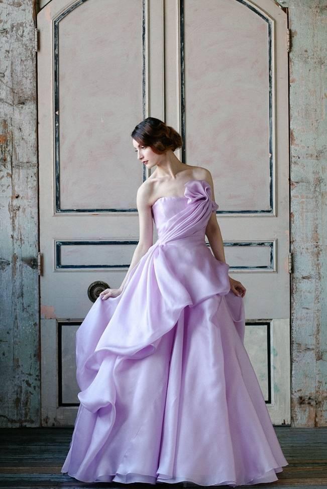 Sareh Nouri Spring 2015 Gown Collection 11