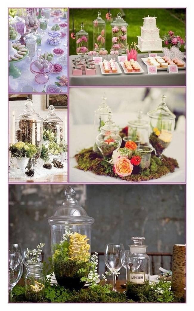 Inspiration For Rustic Vintage Centerpieces With Milk