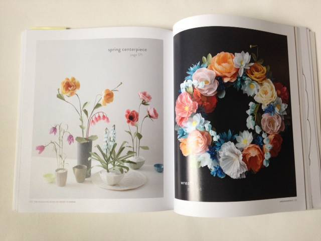Livia Cetti - The Exquisite Book of Paper Flowers - Review 3