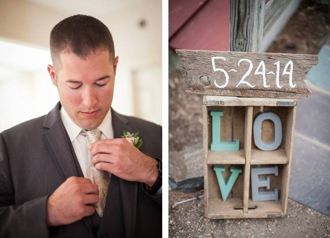 Turquoise + Purple Country Wedding {Bethany Snyder Photography} 4