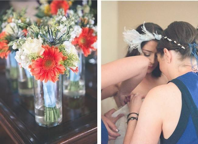 Music-Themed Scottish Wedding in Texas {Rememory Photography} 2