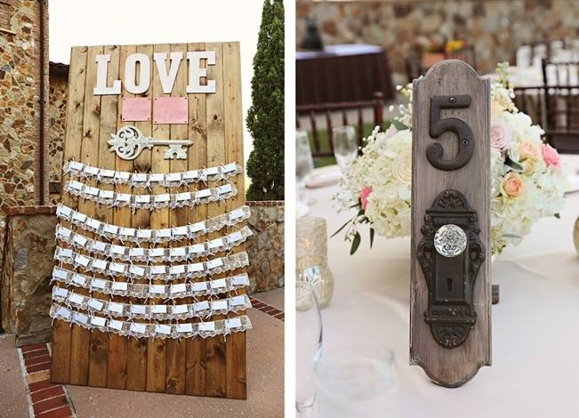 Vintage-Inspired Wedding at Bella Collina {Heather Rice Photography} 17