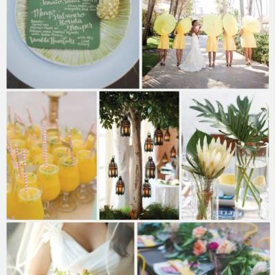 Destination Dreaming: Caribbean and Latin American Weddings