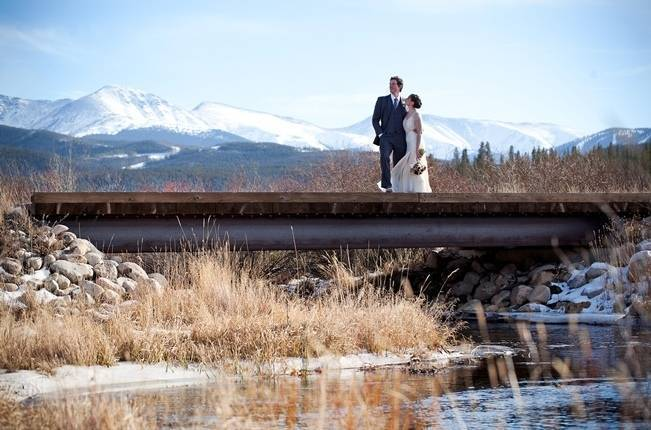 Woodsy Colorado Mountain Wedding {Karen High Photography} 9