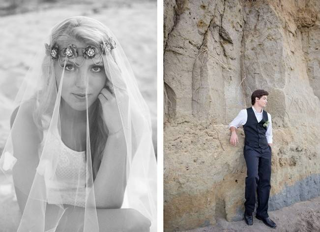 Cliffside Garden Styled Wedding {Joy Michelle Photography} 18