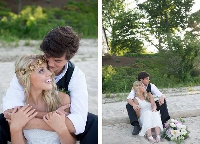 Cliffside Garden Styled Wedding {Joy Michelle Photography} 22
