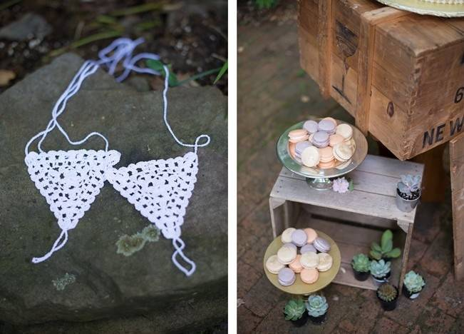 Cliffside Garden Styled Wedding {Joy Michelle Photography} 4