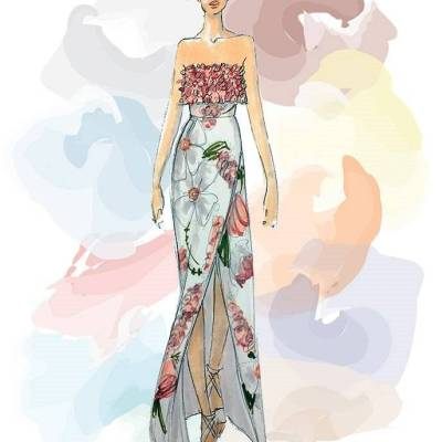 Pantone's Spring 2015 Fashion Color Report as Wedding Inspiration