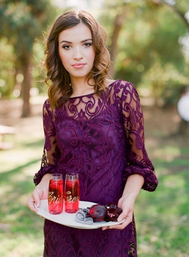 Elegant Red Alfresco Wedding Inspiration {Carmen Santorelli Photograhy} 12