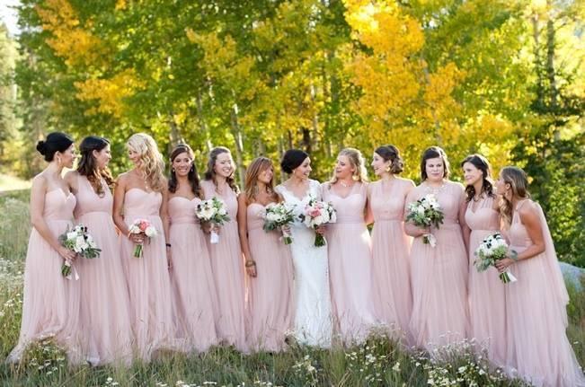 Rustic Beaver Creek Wedding at Beano's Cabin {Brinton Studios} 1