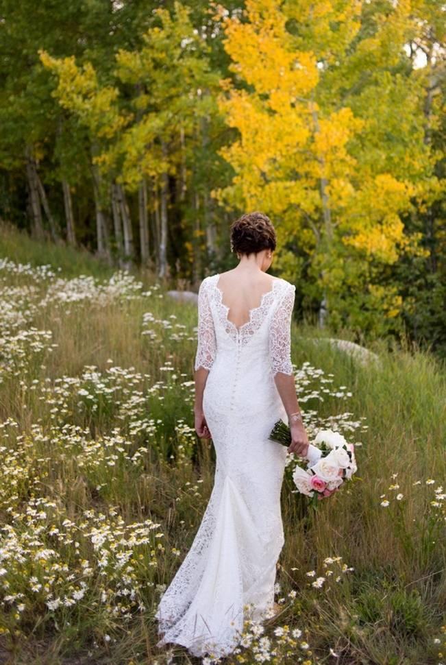 Rustic Beaver Creek Wedding at Beano's Cabin {Brinton Studios} 3