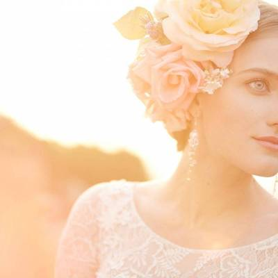 "BHLDN Spring 2015 Collection ""The Painted Garden"""