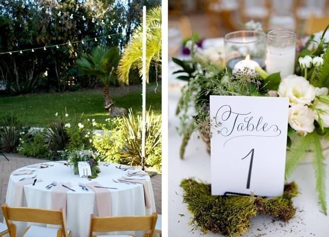 Backyard Vintage Boho Wedding {Christina O'Brien Photography} 17