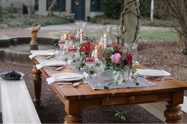 European Style Farm to Table Inspired Shoot {by Millie B Photography} 13