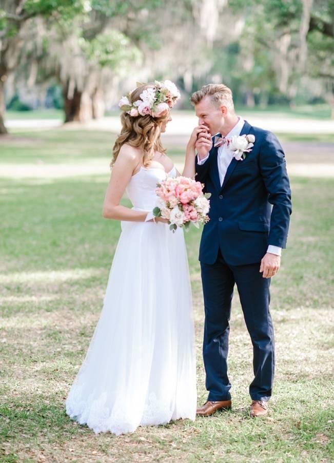 Charming Southern Wedding at Litchfield Plantation {Pasha Belman Photography} 14