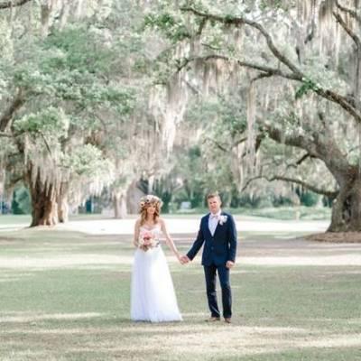 Charming South Carolina Wedding at Litchfield Plantation