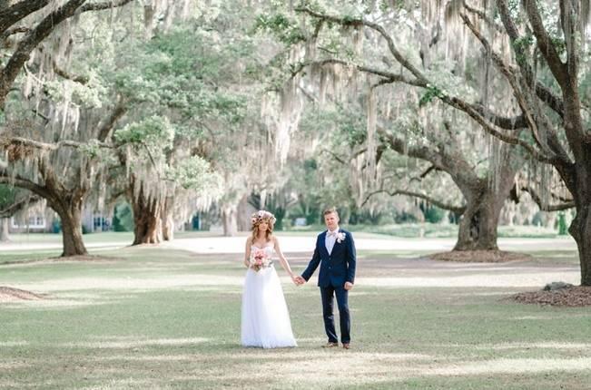 Charming Southern Wedding at Litchfield Plantation {Pasha Belman Photography} 15