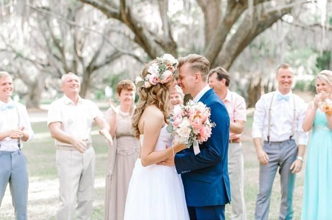 Charming Southern Wedding at Litchfield Plantation {Pasha Belman Photography} 18