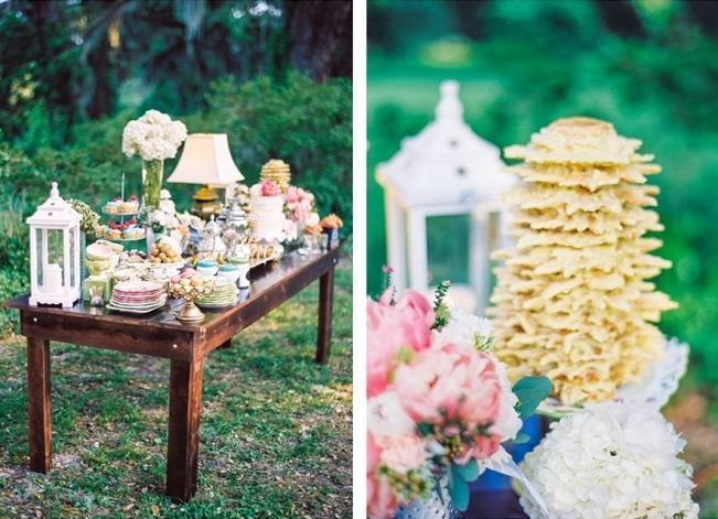 Charming Southern Wedding at Litchfield Plantation {Pasha Belman Photography} 21