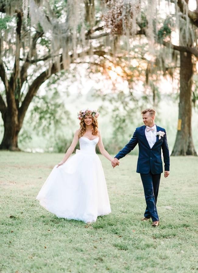 Charming Southern Wedding at Litchfield Plantation {Pasha Belman Photography} 26