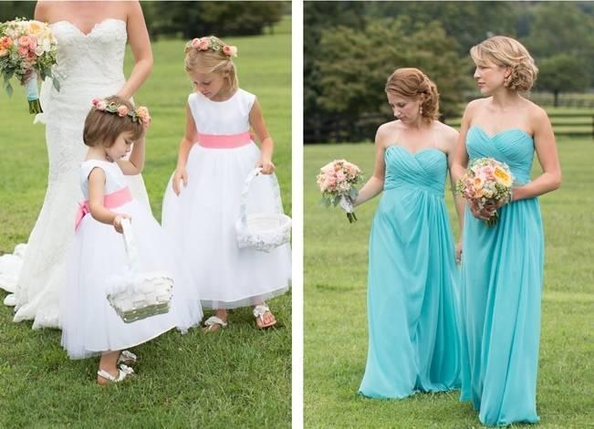 Sweet Vineyard Wedding in Virginia {Gayle Driver Photography} 10