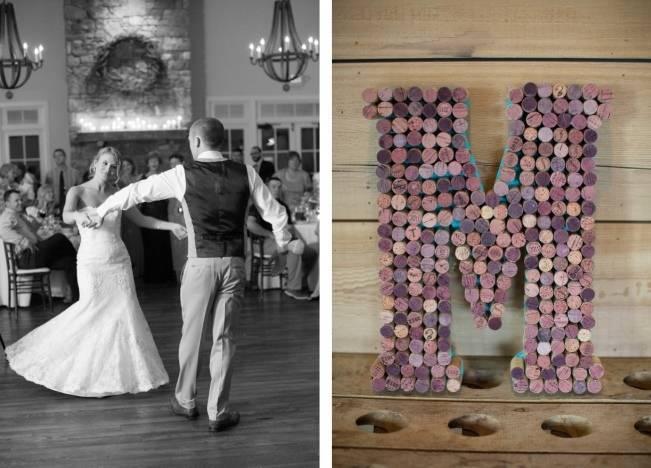 Sweet Vineyard Wedding in Virginia {Gayle Driver Photography} 20