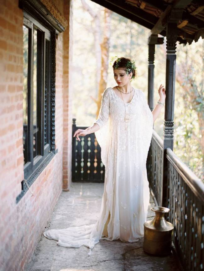 Boho Nepali Wedding Inspiration 17