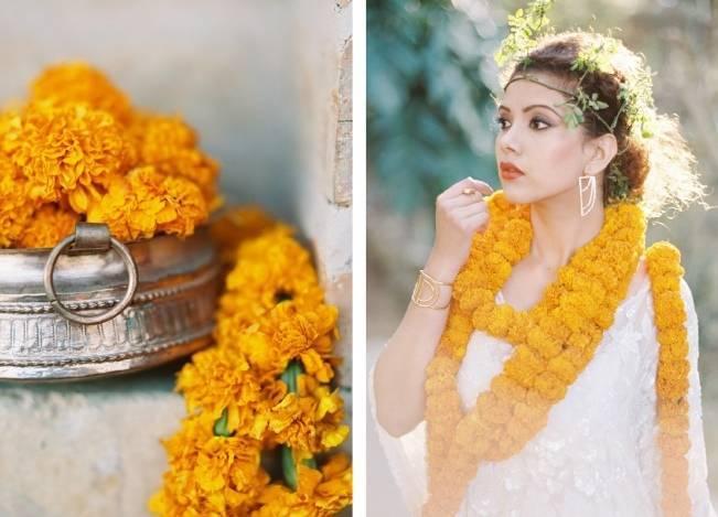 Boho Nepali Wedding Inspiration 7