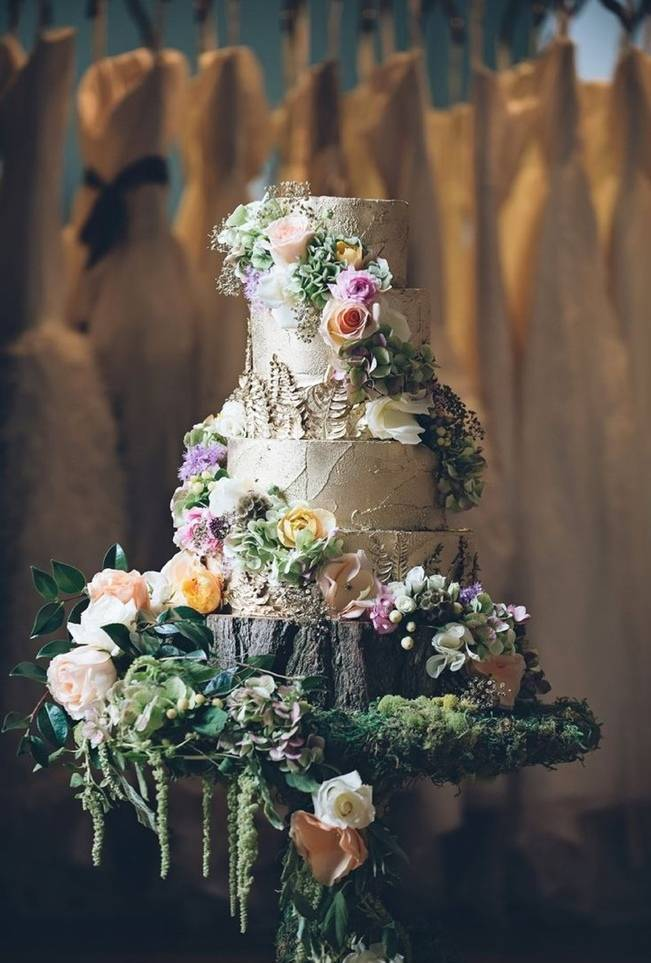Fairytale Wedding Inspiration & Ideas 13