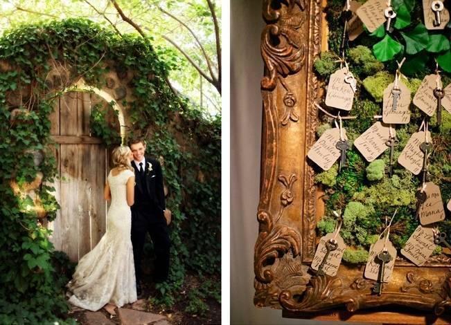 Fairytale Wedding Inspiration & Ideas 7