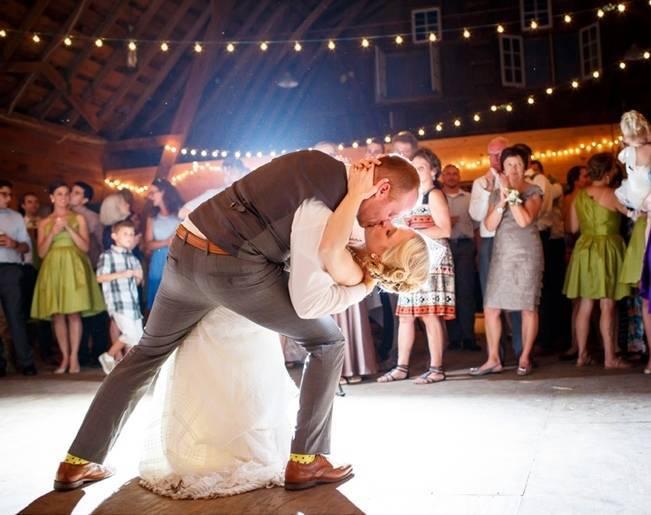 Hops Themed Wisconsin Farm Wedding {Studio Jada Photography} 23
