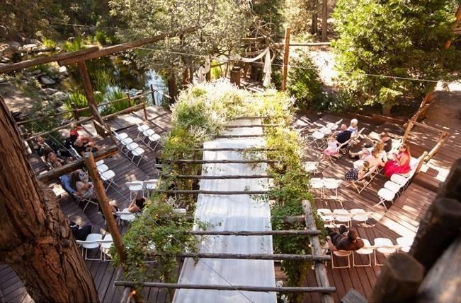 Rustic Woodland Mountain Wedding {Gilmore Studios} 8