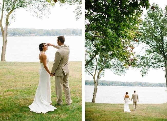 Plum Lakeside Ohio Wedding {Mindy Sue Photography} 13