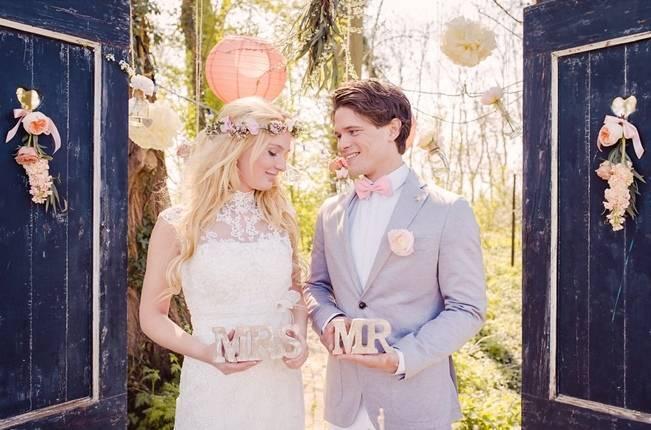 Peach Blossom Brides
