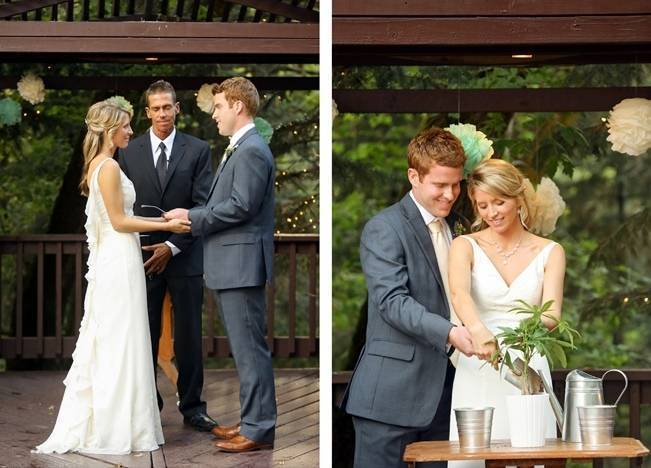 Misty Mountain Wedding at Millcreek Inn {Logan Walker Photography} 18