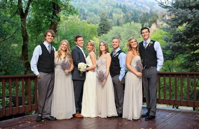 Misty Mountain Wedding at Millcreek Inn {Logan Walker Photography} 20