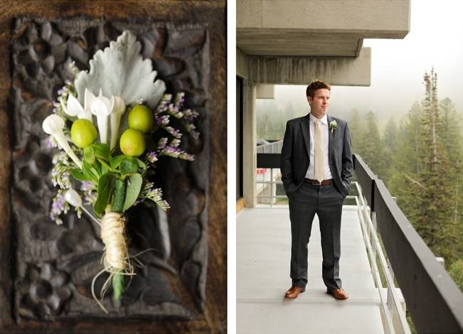 Misty Mountain Wedding at Millcreek Inn {Logan Walker Photography} 5
