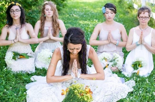 DIY Barefoot Summer Wedding {M and E Photo Studio} 6