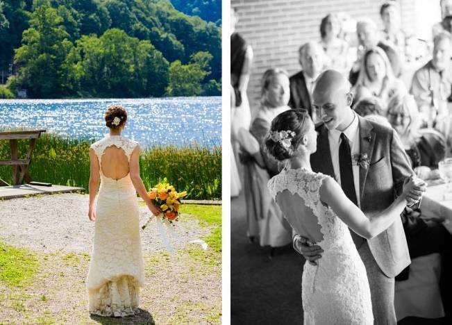 Nature Inspired wedding at Hawk's Nest State Park {Melissa Perella Photography} 19