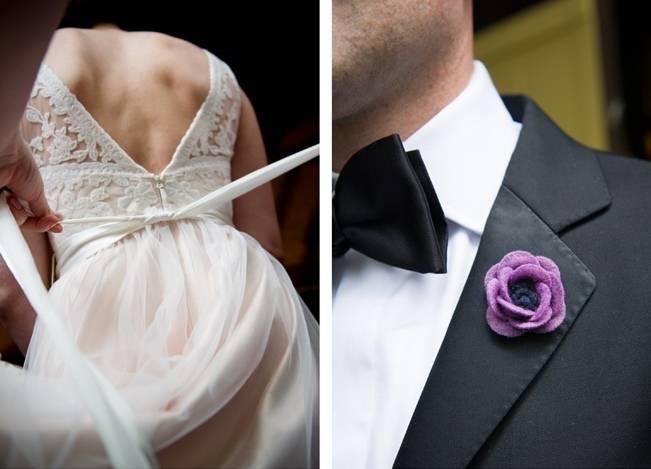 Misty Purple + Green Yosemite Valley Wedding {Duende Photo} 4