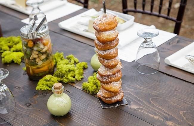 Colorado Mountain Wedding with Farm Table Reception 15