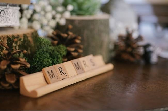 Deer Themed Woodland Wedding {Allie Siarto Photography} 16