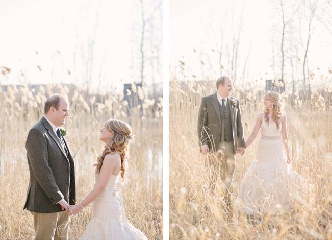 Deer Themed Woodland Wedding {Allie Siarto Photography} 5