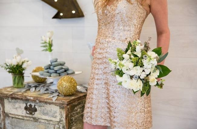 New Years Styled Wedding Inspiration {Joanna Moss Photography} 14