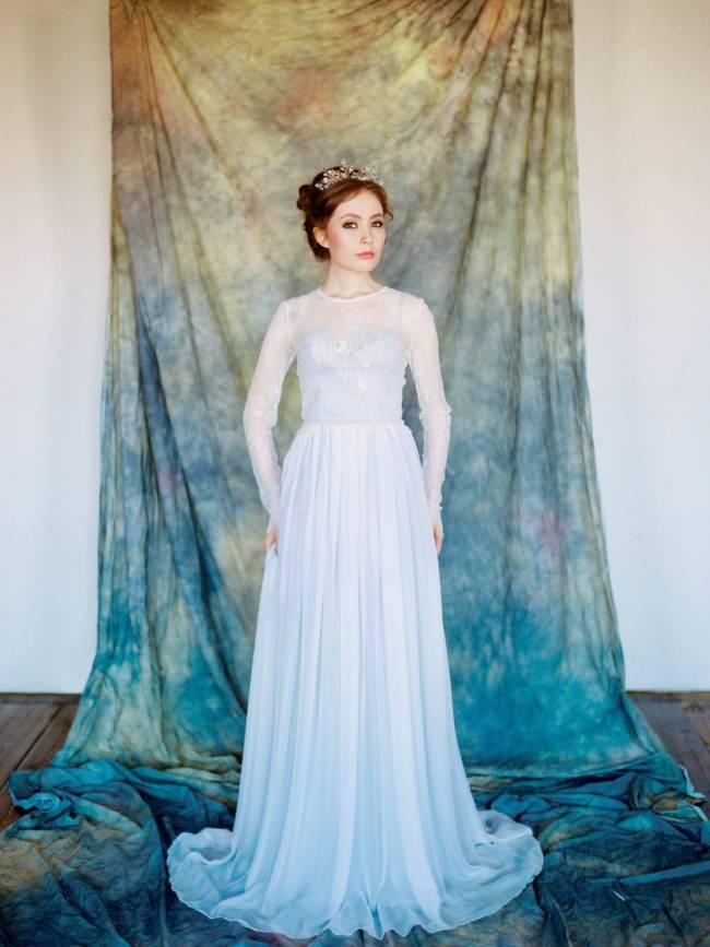 Pegasus Gown - $700 Milamirabridal.etsy.com