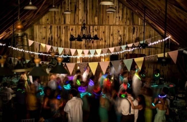 Colorful + Earthy North Carolina Farm Wedding 25