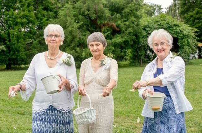 Colorful + Earthy North Carolina Farm Wedding 9